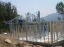 100 m2 Çelik Konstrüksiyon Villa Yapım Aşaması